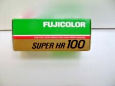 NOS Fujicolor Super HR 100 CN 120 Film  Expied 2/1992