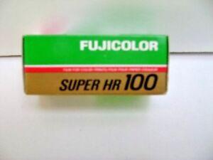 NOS Fujicolor Super HR 100 CN 120 Film  Expied 2/1992