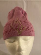 baby phat Winter Hat,Color Pink