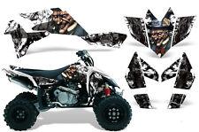 Suzuki LTR 450 AMR Racing Graphic Kit Wrap Quad Decals ATV 2006-2009 MADHATTER W