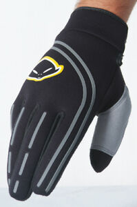 UFO Motocross MX Enduro Clearance Gloves Professional Neoprene Black
