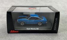 """1:43 - SCHUCO--02762...Opel Manta B """"SR""""...OVP    / 4 Y 341"""