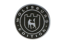 OEM NEW VW Volkswagen WOLFSBURG EDITION Badge Emblem Passat Golf Tiguan Jetta