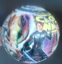 très bon état puzzle-ball clone wars avec support