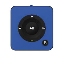 BERTRONIC MP3-Player Made in Germany BC05 - Blau - 15 Stunden Wiedergabe
