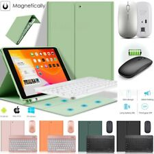 """Bluetooth Keyboard Case+Mouse For iPad 10.2"""" 7th Gen 9.7"""" 5/6th Air Pro 11 2020"""