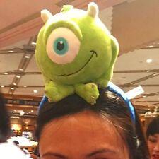Tokyo Disney Resort Pixar Monster Inc Mike Plush on you Head Headband Costume