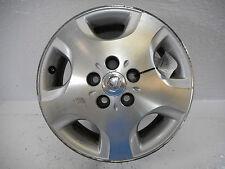 00 01 Lexus ES300 6x16 5 Spoke Wheel w/ Center Alloy OEM