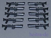 Little Arms  10 x Replicant Rifle Waffe für LEGO Star Wars Clone Trooper NEUWARE