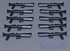 Little Arms  10 x Replicant Rifle Waffe für LEGO Star Wars Clone Trooper NEUWARE