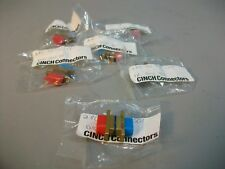 Elec Equip Cinch Micro-D Adapter Conn 15 Exposed Sockets to 15 Recessed Pin