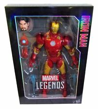 Hasbro Marvel Legends Iron-Man Avengers Figur 30 cm B7434EU4, Tony Stark, Neu