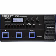 New! BOSS GT-1 Multi-Effects from Japan Import!