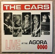 The Cars - Live at the Agora 1978 - Double Vinyl LP Etched on Side 4 - RSD 2017