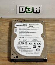Disque Dur / HDD Seagate ST500LT012 - 500 Go - SATA 3 - 2.5' - 5400RPM