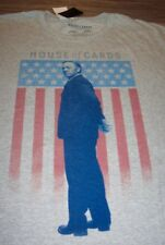 HOUSE OF CARDS American Flag T-Shirt 3XLT Big and Tall 3XL NEW w/ TAG