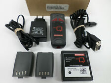 Microscan MS-Q Bluetooth Modem and Scanner w/ Accessories 98-000076-02