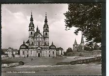 Normalformat Ansichtskarten ab 1945 aus Bayern mit dem Thema Dom & Kirche