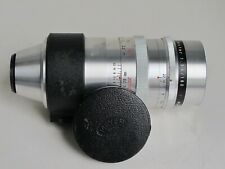 "RARE M42 mount Meyer-Optik Gorlitz 180mm f:3.5 Primotar lens with cap, ""LQQK"""