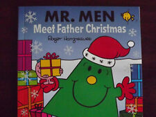 Mr Men meet Father Christmas by Roger Hargreaves  Paperback