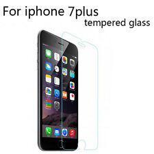 100% GENUINE TEMPERED GLASS FILM GUARD SCREEN PROTECTOR FOR APPLE IPHONE 7 PLUS