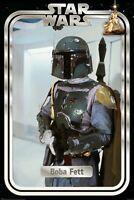 "Star Wars Boba Fett Retro  Maxi Poster 24"" x 36"""