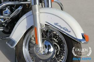 2004 Harley Softail GLACIER WHITE PEARL Front Fender 59129-03
