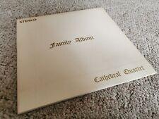 Vintage Rare Cathedrals Cathedral Quartet Family Album 2 Lp's