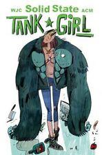 Alan C. Martin, Warwick Johnson Caldwell, Solid State Tank Girl, Very Good Book