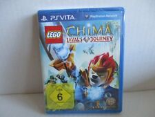 Sony PS Vita LEGO CHIMA LAVAL 'S JOURNEY NUOVO OVP