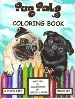 PIT BULL DOG COLORING BOOK CREATOR ARTIST L ROYER  AUTOGRAPHED BY L ROYER #33