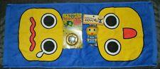Lot of Rare Promo Kobun Tron Bonne Servbot Mega Man Capcom Towel Figure YoYo