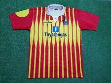 MSV Duisburg Trikot XL 1998 1999 Diadora Football Shirt Jersey 98/99 Thyssengas