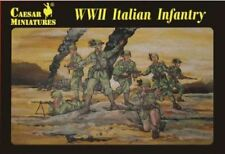 Unpainted Plastic 1914-1945 Italian Toy Soldiers