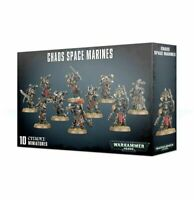 Warhammer 40k Chaos Space Marines NEW