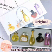 5-In-1 Original Women Perfume Long Lasting Fragrances NEW Version Perfume 5ml*5