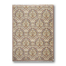 6' x 9' Hand knotted transitional Wool Transitional Oriental Area rug 6x9 Brown
