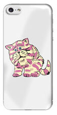 Bagpuss Gel Domed Sticker/Decal for Rear of iphone 5
