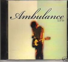 (465W) Ambulance Ltd, Ambulance Ltd - DJ CD