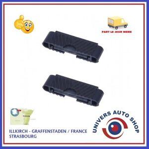 2X FIXATION PATIN TOIT OUVRANT compatible PEUGEOT 206 307 406 407 (1998-2012)