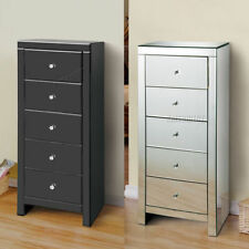 More than 200cm High Glass Modern Chests of Drawers