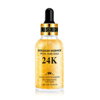 Hanhuo 24K Gold Face Serum Hyaluronic Acid Serum Moisturizer Essence Cream Go 1I