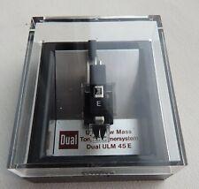 Dual Ulm 45 E Tonabnehmer System mit Pfeifer Nadel DN 145 E -  in OVP