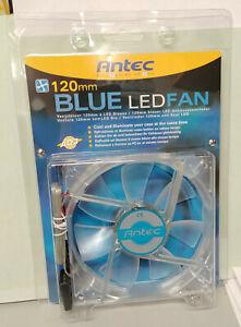 Antec 120MM BLUE LED FAN
