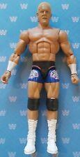 WWE wrestling figure CUSTOM ELITE HARDCORE BOB HOLLY mattel