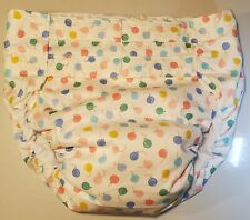 Dependeco All In One cloth adult diaper S/M/L/XL (balloons)