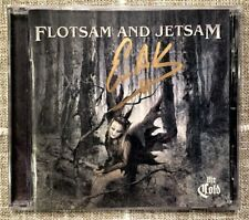 Flotsam And Jetsam - The Cold + 2 Bonus Trks (SR0620-0) Autographed by Eric A.K.