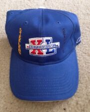 New NFL Super Bowl XL (40)  Blue Embroidered Reebok Cap (Exc.Stadium Collection)