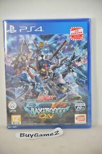 NEW PS4 Mobile Suit Gundam Extreme VS. Maxi Boost On (HK CHINESE 中文) + DLC