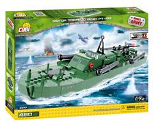 Cobi 2377 - Small Army - Motor Torpedo Boat Pt-109 - Neu